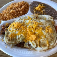 Photo taken at Leonardo's Mexican Food by Tom B. on 7/11/2018