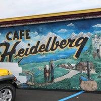 Photo taken at Heidelburg Haus Cafe & Bakery by Tom B. on 8/7/2017