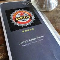 Photo taken at Daniel's Coffee Corner by Tom B. on 11/4/2016