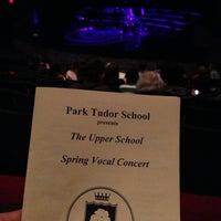 Photo taken at Park Tudor School by Tom B. on 5/4/2013