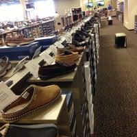 Photo taken at DSW Designer Shoe Warehouse by Tom B. on 5/3/2013