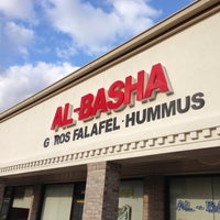 Photo taken at Al Basha Mediterranean Food & Grocery by Tom B. on 4/24/2013