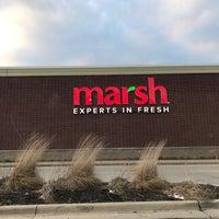 Photo taken at Marsh Supermarket by Tom B. on 2/25/2017