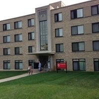 Boston university gonzaga hall