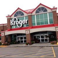 Photo taken at Kroger by Tom B. on 5/23/2013