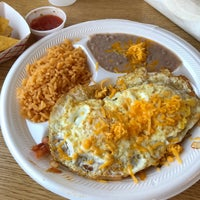 Photo taken at Leonardo's Mexican Food by Tom B. on 7/3/2018