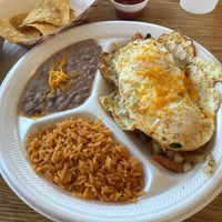Photo taken at Leonardo's Mexican Food by Tom B. on 1/28/2018