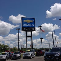 Photo taken at Bill Estes Chevy by Tom B. on 8/4/2013
