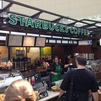 Photo taken at Starbucks by Tom B. on 8/18/2013