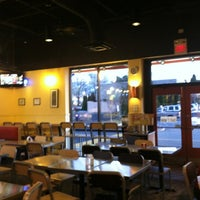 Photo taken at Qdoba Mexican Grill by Brandon M. on 12/18/2012