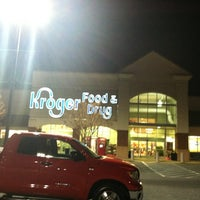 Photo taken at Kroger by Brandon M. on 12/2/2012