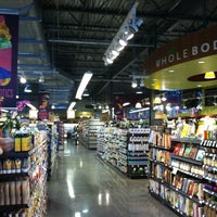 Photo taken at Whole Foods Market by Brandon M. on 3/29/2013