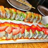 Photo taken at Piranha Killer Sushi by Lulu X. on 3/10/2013