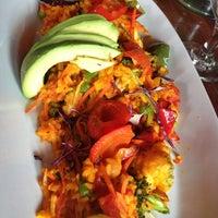 Photo taken at Mixto Restaurant by Lulu X. on 2/4/2013