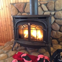 Photo taken at North Peak Lodge by Tom S. on 1/26/2013