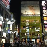Photo taken at Bershka Shibuya by Angela G. on 7/22/2013