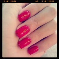 Photo taken at Divine Nails by Angela A. on 9/20/2012