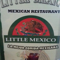 Photo taken at Little Mexico by Gio on 2/28/2013