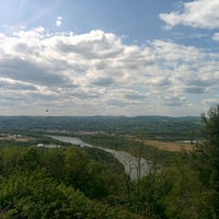 Photo taken at Scenic Overlook by John H. on 5/25/2014