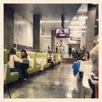 Photo taken at Ernie Davis Dining Center by John H. on 9/20/2012