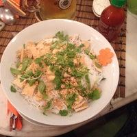 Das Foto wurde bei Phò12 - Traditionelle Vietnamesische Küche von Lauma Z. am 12/21/2015 aufgenommen
