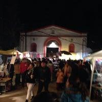 Photo taken at Panteon de San Lorenzo Tepaltitlán by Gerardo I. on 11/2/2013