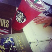 Photo taken at Starbucks by Angel G. on 5/6/2013