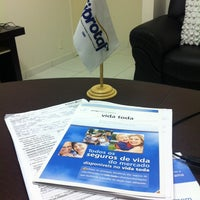 Photo taken at SIPROTAF - Sindicato Dos Profissionais De Tributação, Arrecadação E Fiscalização by Lindiléia M. on 3/12/2014