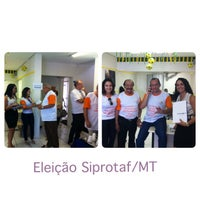Photo taken at SIPROTAF - Sindicato Dos Profissionais De Tributação, Arrecadação E Fiscalização by Lindiléia M. on 5/21/2014