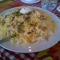 Photo taken at Maaza Resturant by NJM A. on 4/16/2013