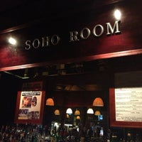 Photo taken at SoHo Room by J. Carlos G. on 5/5/2013
