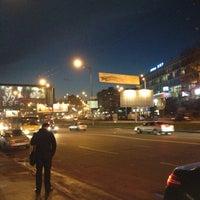 Снимок сделан в Голосеевская площадь пользователем Vladimir K. 11/30/2012