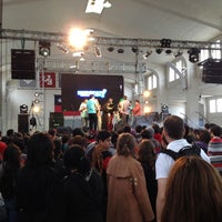 Photo taken at EXPOFAN Valparaiso 2014! by Gabriel C. on 3/23/2014