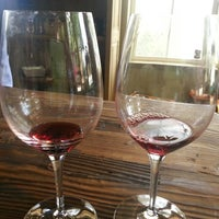 Photo taken at Tasting Room on the  Green by Debbiie W. on 4/26/2014