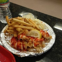 Photo taken at Lobster Tail by Adam N. on 3/10/2013