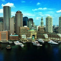 Foto tomada en Boston Harbor  por Ned W. el 7/18/2013