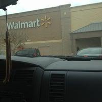 Photo taken at Walmart Supercenter by Royal M. on 12/31/2012