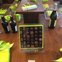 Photo taken at Fran's Chocolates by Chris M. on 2/25/2017