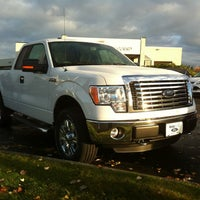 Photo taken at MSA Ford by Al K. on 11/7/2012
