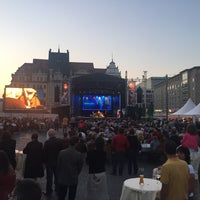 Photo taken at Leipziger Bachfest by Berk Secgin Y. on 6/14/2015