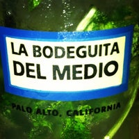 Photo taken at La Bodeguita del Medio by Juca on 9/23/2012