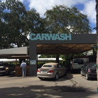 Photo taken at Karma Car Wash by Juca on 2/1/2014