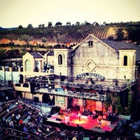 Photo taken at Mountain Winery by Juca on 9/24/2012
