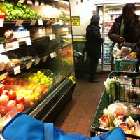 Photo taken at Park Slope Food Coop by Frank B. on 2/3/2013