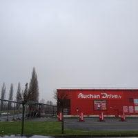 Photo taken at Auchan Drive by W L. on 12/19/2012
