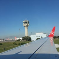 Photo taken at International Terminal Arrival by Yigit Mert S. on 6/11/2013