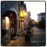 Photo taken at Pujols-le-Haut by Sylvain P. on 10/31/2013