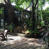Photo taken at Clay Studio Coffee in the Garden by Cheston L. on 12/9/2016