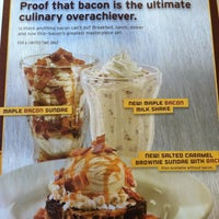 Photo taken at Denny's by Lizzy G. on 4/19/2013