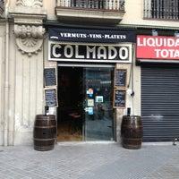 Foto tomada en Colmado Barcelona por Quartersbcn R. el 3/3/2013